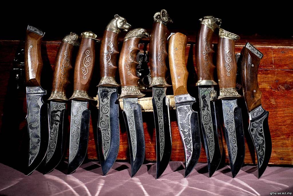 Рукоятки для ножей формы