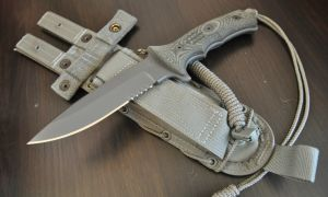 Обзор Chris Reeve Knives Green Beret 5.5